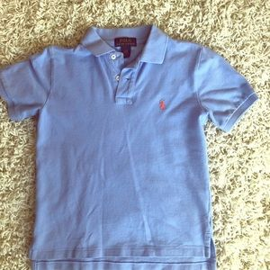 Polo by Ralph Lauren boys size Small shirt
